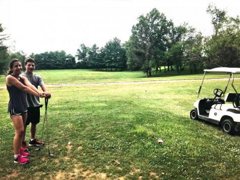 Golfing During Corona