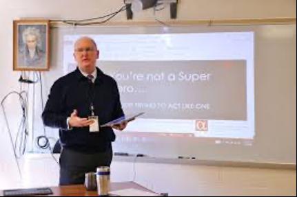Teacher Spotlight: Mr. Monroe