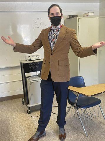 Teacher Spotlight: Mr. Szparagowski