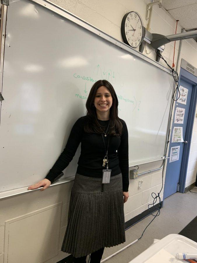 Teacher Spotlight: Mrs. Daniel