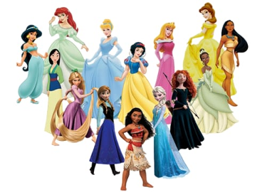 The Official Ranking of the 14 Disney Princesses