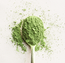 Matcha in Cooking