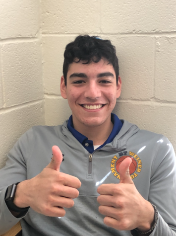 Meet Our New Commissioner of Spirit: Jonah S. '22